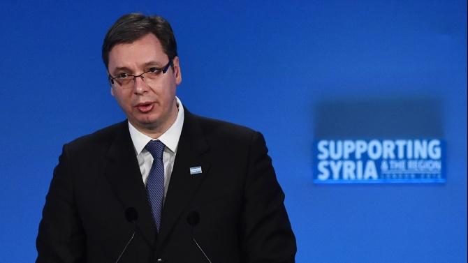 Президентът на Сърбия е бил подслушван незаконно