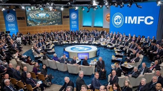 И пролетната среща на МВФ и СБ през април ще се проведе онлайн заради COVID пандемията
