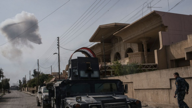 Взрив в Багдад взе жертви