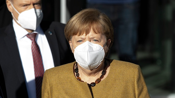 Ангела Меркел: Германия има по-широки възможности за споразумения с Байдън, отколкото с Тръмп