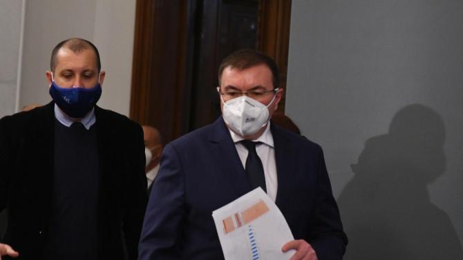 Проф. Ангелов и Сачева отиват в парламента днес