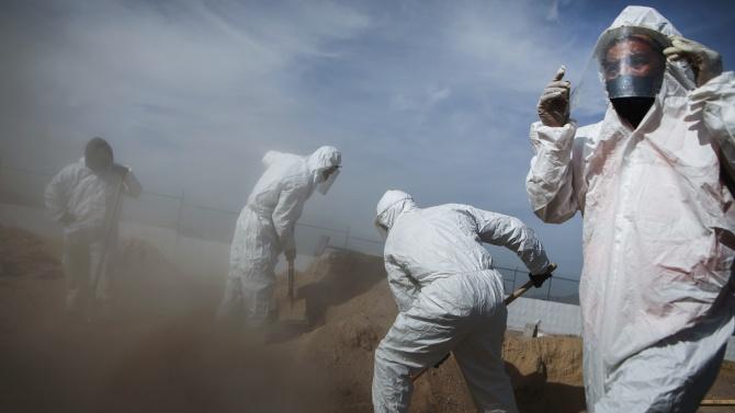Мексико регистрира рекорден брой починали и заразени с COVID-19