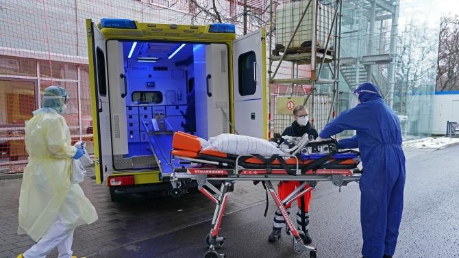 Над 50 000 са вече жертвите на коронавируса в Германия