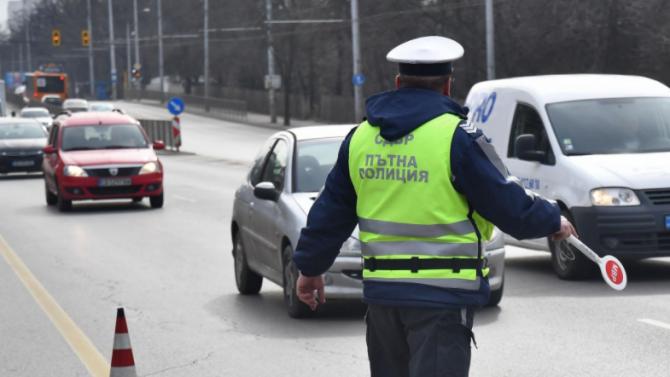 Пътна полиция с нова акция срещу джигитите