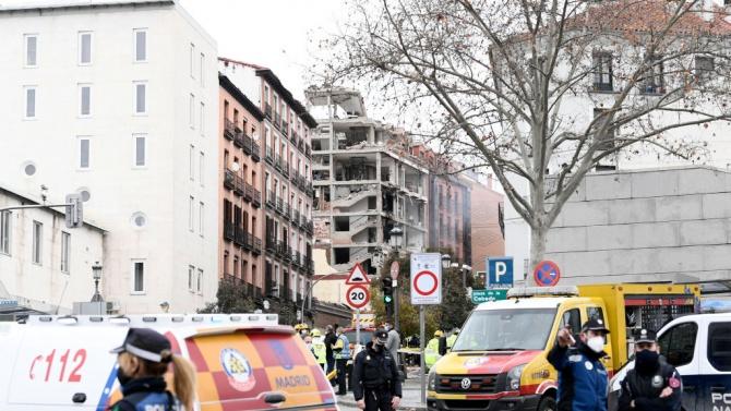 В Испания разкриха последните мигове на българина, загинал при експлозията в Мадрид