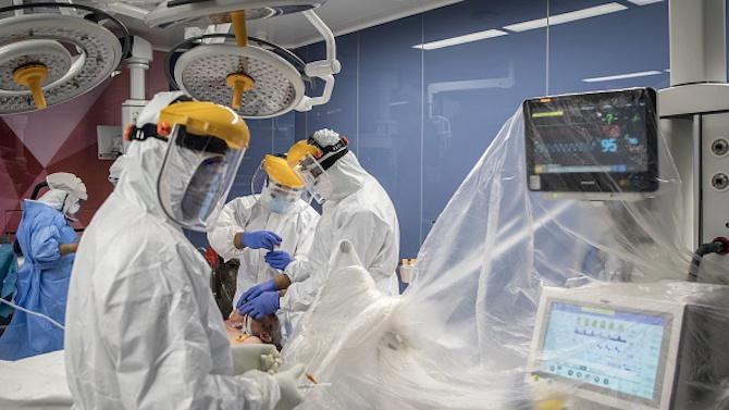 Британският щам на COVID-19 е 30% по-смъртоносен и 56% по-заразен