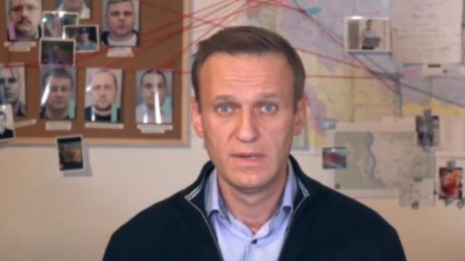 Полицията в Москва започна арести преди планирания протест в подкрепа на Навални