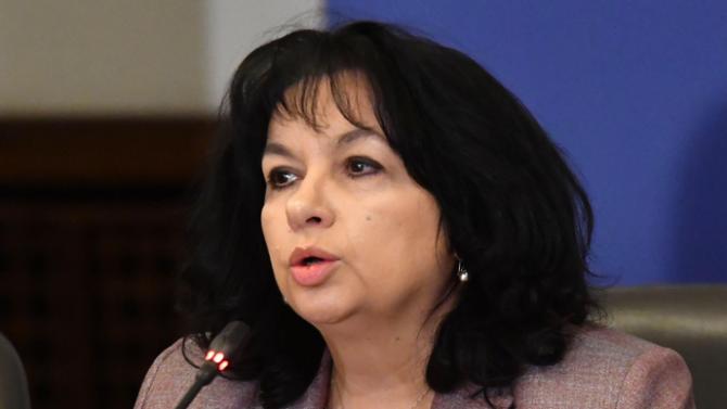 Теменужка Петкова категорична: Цената на тока няма да скача