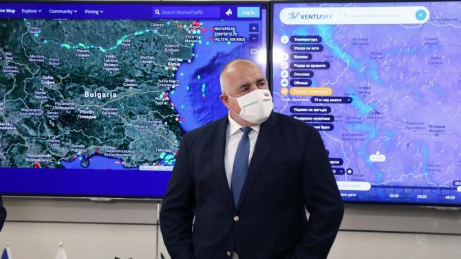 """Борисов иска премахване на боклуците """"един път завинаги"""""""