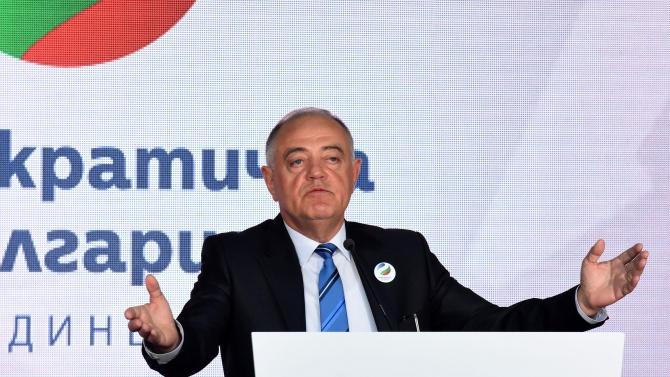 Атанас Атанасов: Нямам нито една забележка към Радев