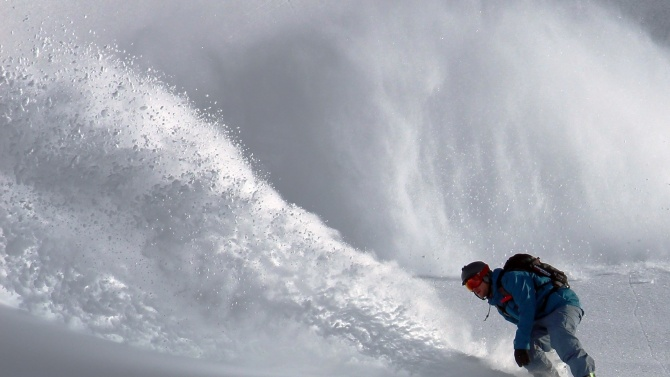 Лавина затрупа и уби на място сноубордист в Пирин
