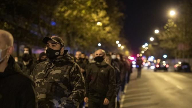 Хиляди испанци протестираха в Мадрид срещу COVID ограниченията