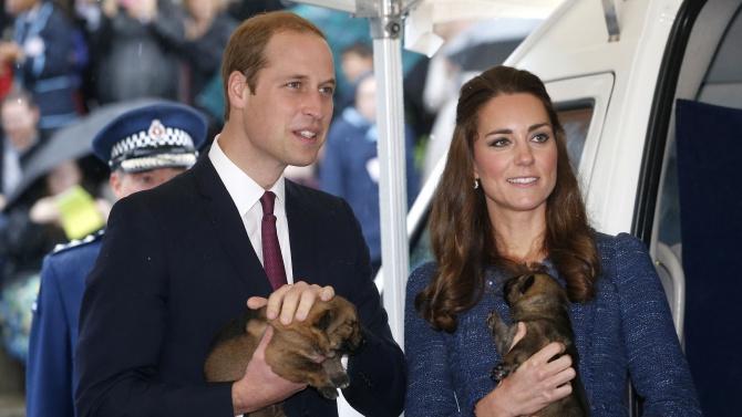 Семейството на принц Уилям има нов домашен любимец