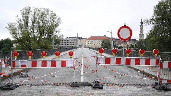 Германия въведе по-строги гранични проверки заради COVID