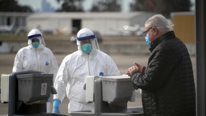 500 служители на Еърбъс са под карантина заради огнище на COVID-19