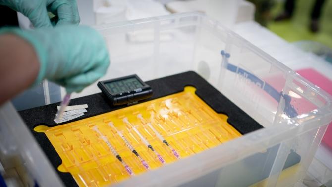 """Румъния ще получи утре нов транш ваксини на """"Пфайзер"""""""