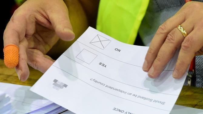Повечето избиратели в Шотландия искат нов референдум за независимост