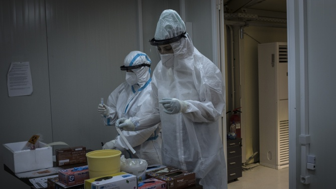 Нови 334 случая на коронавирус в Гърция