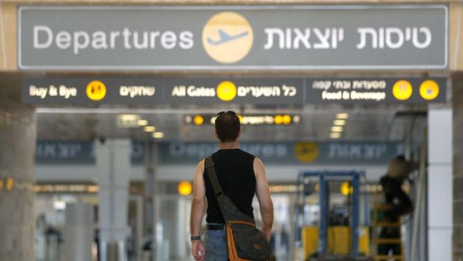 """Израел затваря за пътници летище """"Бен Гурион"""" за седмица от утре"""
