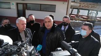Борисов: Борим пандемията с майсторско управление, Радев да каже кои пари да спрем