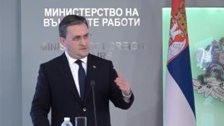 Сръбският външен министър разкри защо Борисов не отиде на откриването на