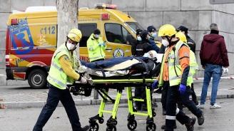 Най-малко 4 са загиналите при взрива в сграда в центъра на Мадрид