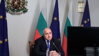 Борисов обсъжда мерките срещу COVID-19 с евролидерите