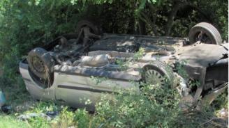 Тежка катастрофа в Пазарджишко отне живота на млад мъж