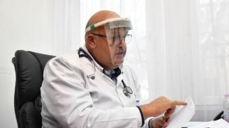 Д-р Брънзалов за COVID-19: Все още съществуват рискове
