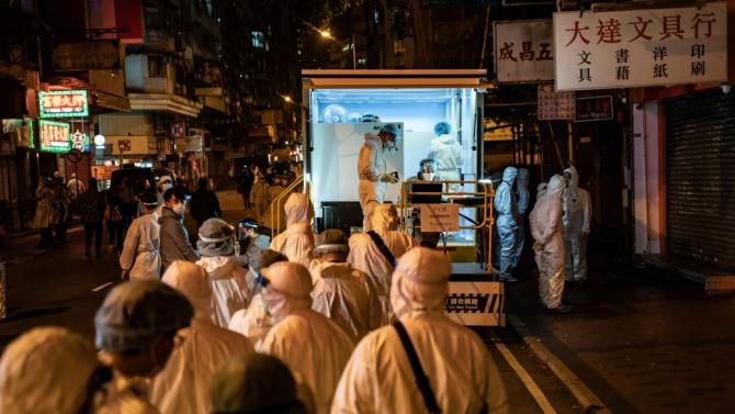 Китай с нови 124 случая на COVID-19 през последното денонощие