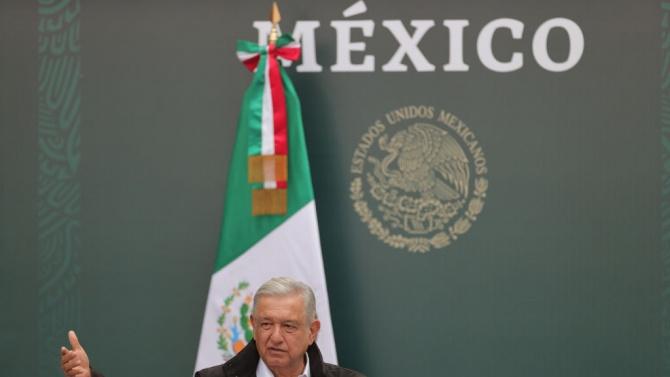 Мексиканският президент се е заразил с коронавирус