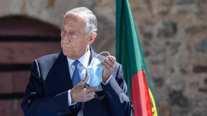 Португалия  си преизбра президента за втори мандат