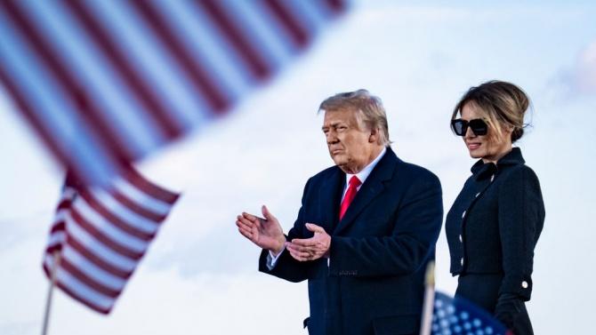 Тръмп се е отказал от плановете да създаде нова политическа партия в САЩ