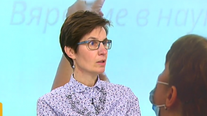 Д-р Радосвета Филипова успокои за ваксините срещу COVID-19