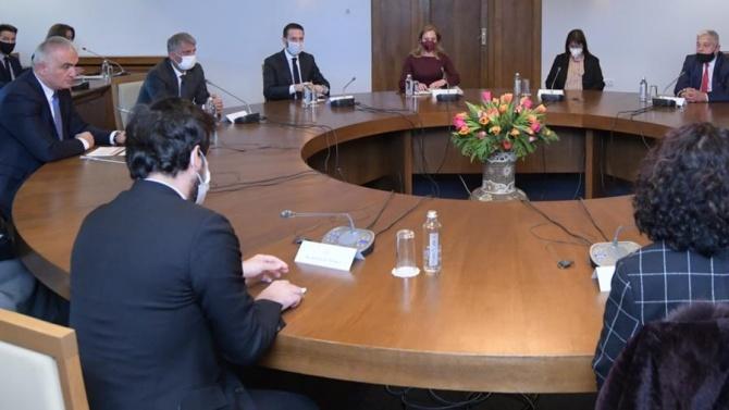Вицепремиерът и министър на туризма проведе двустранна работна среща с