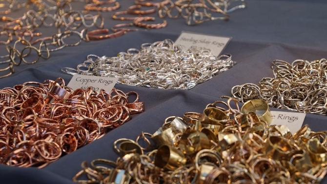 Бронзови пръстени и гривни били първата единна валута в Европа