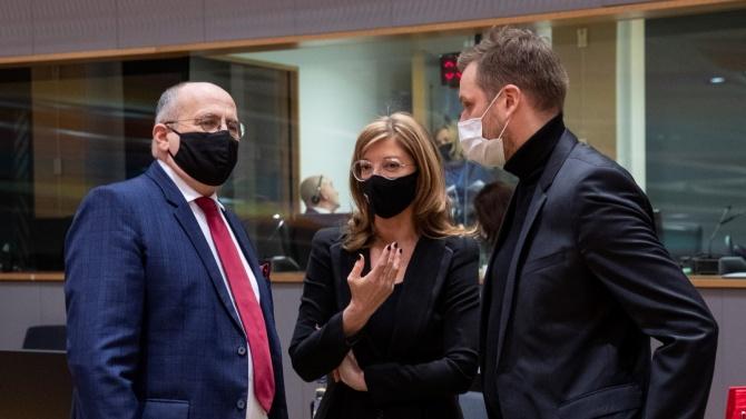 Външните министри от ЕС обсъдиха ситуацията в Русия, ваксините срещу COVID-19 и климатичната дипломация