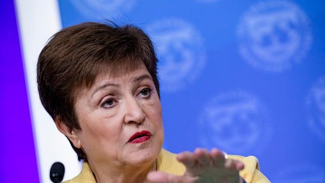 МВФ посочи основния риск за икономическата и финансовата стабилност в света