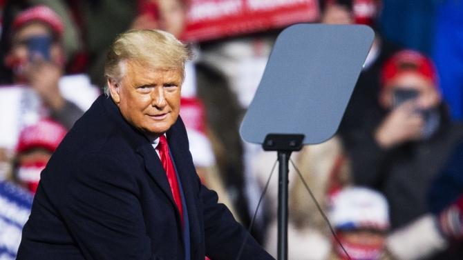 Републиканците в Сената намаляват критиките си срещу Доналд Тръмп