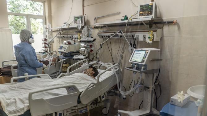 COVID-19 взе живота на още 60 души у нас. Сред тях е и 31-годишен мъж без заболявания