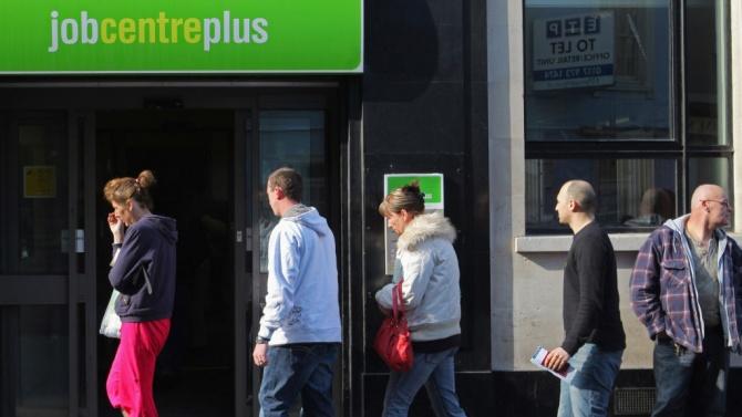 Ново нарастване на британската безработица и пореден спад на заетостта