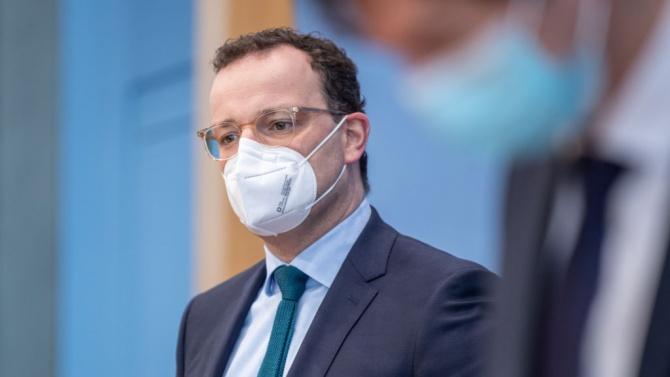 Германия иска Европа да разполага със справедлив дял от ваксините срещу коронавируса