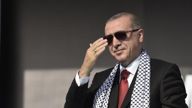 Без изненади: Ердоган е най-популярният политик в Турция