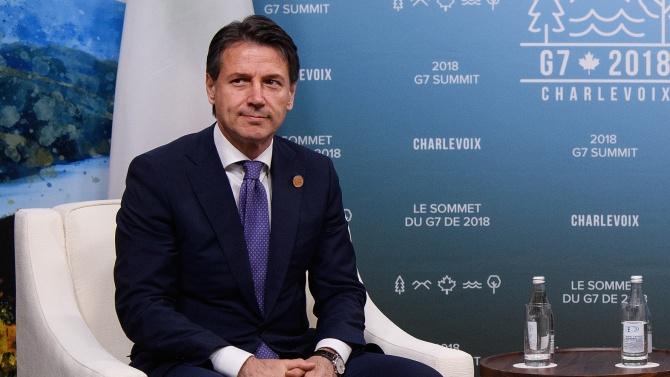 Италианският премиер хвърли оставка