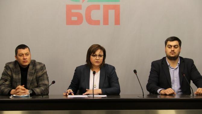 БСП настоява за спешни мерки за спасяване на българските фирми и на българското производство