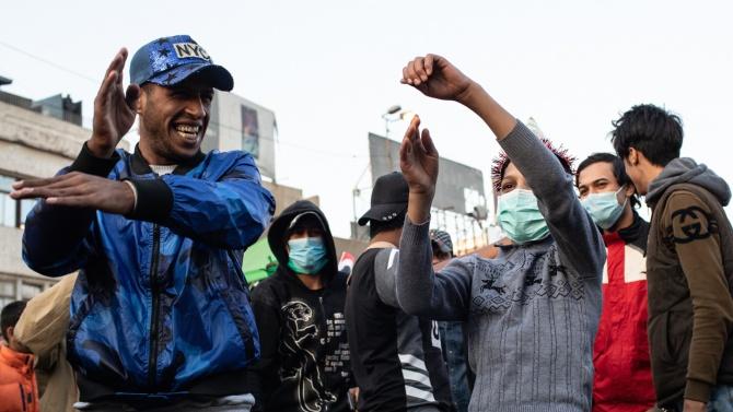 Много арабски младежи искат да емигрират