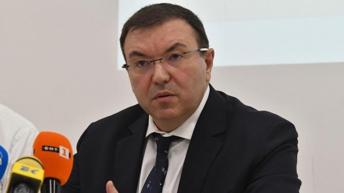 Здравният министър подписа няколко заповеди за разхлабване на мерките