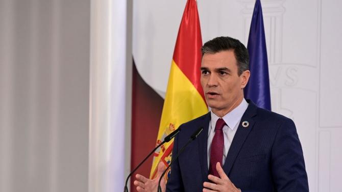 Испанският премиер назначи нов здравен министър
