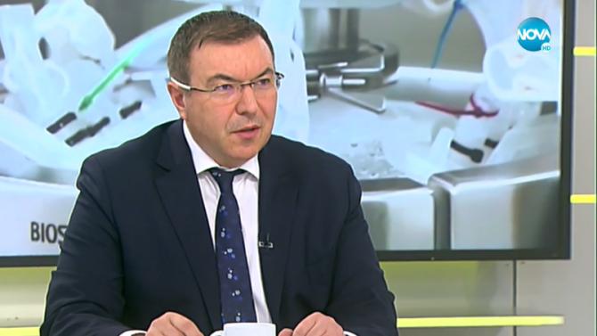Проф. д-р  Ангелов с коментар за ваксините, протестите и спорът с Ицо Хазарта
