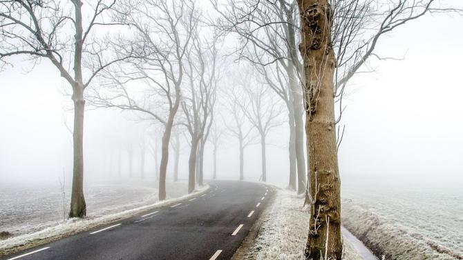 Пътят от изхода на Сливен до разклона на село Тополчане е затворен
